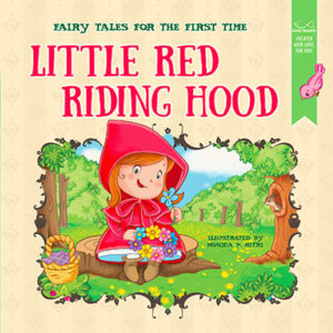 Miniature Chocolate Little Red Riding Hood Book Favor with Free Printable